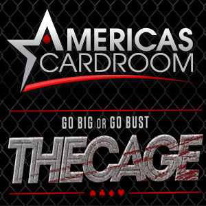 Americas Cardroom the cage